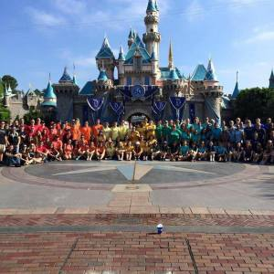 Moss Adams Summer Intern Program (SIP) 2015 at Disneyland.