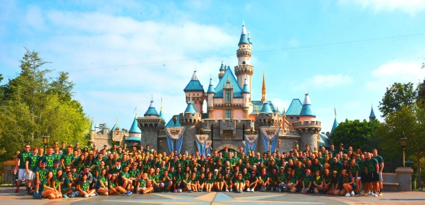 2017 Disneyland SIP Group Photo news