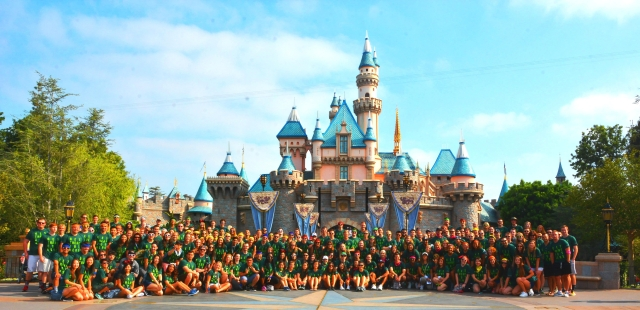 2017 Disneyland SIP Group Photo news